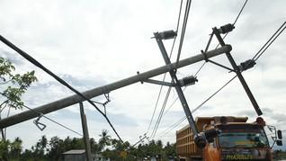 Ratusan Rumah di Cianjur Rusak Diterjang Puting Beliung