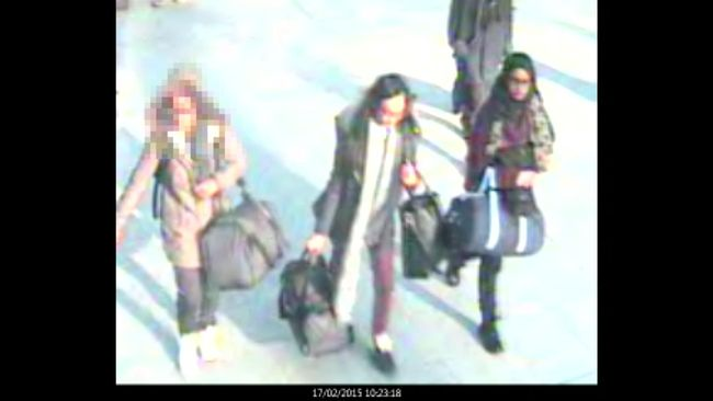 Remaja Inggris yang Masuk ISIS di Suriah Mengaku Ingin Pulang