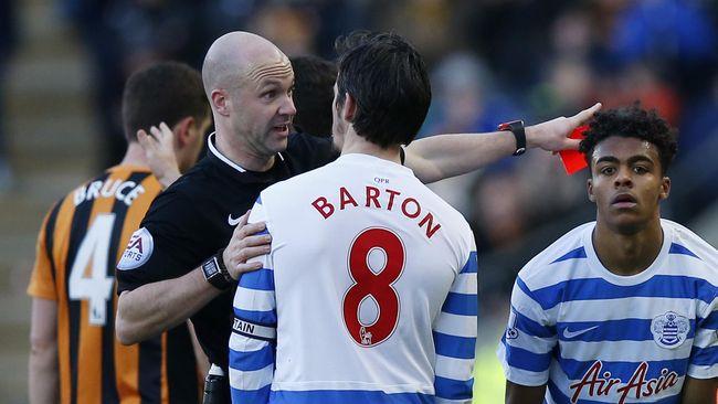 Akibat Judi, Joey Barton Dilarang Terlibat di Sepak Bola
