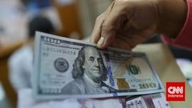 Rupiah Makin Lunglai, Dolar AS Dekati Rp14.100
