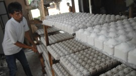 KPPU Temukan Garam Impor 'Tercecer' di Pasar