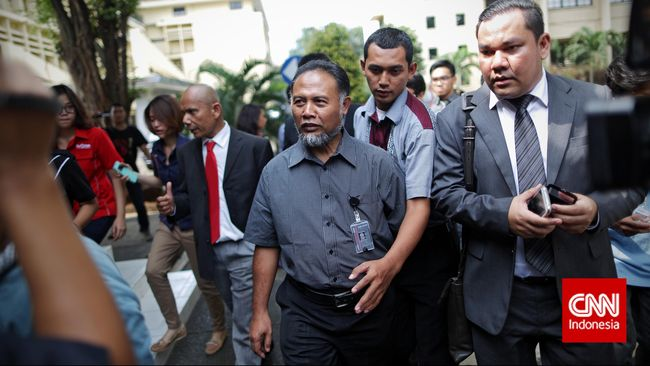 Penyidik Siapkan Surat Perintah Penahanan Bambang Widjojanto