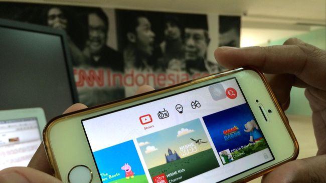 Akses Video Dicekik, YouTube Protes ke Operator