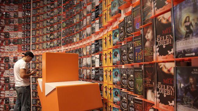 Frankfurt Book Fair, Rimba Buku Tertua di Dunia