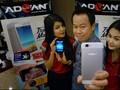 Advan Ramaikan Pasar Ponsel Jumbo Murah Meriah
