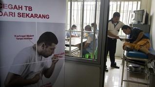 Minim Penelitian, TBC Diprediksi Baru 'Musnah' 2045 Mendatang
