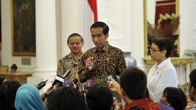 Jokowi Kembali Serukan Peningkatan Ekspor untuk Tekan Dolar