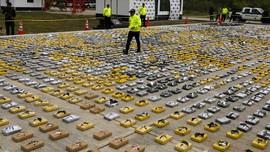 PBB Sebut Produksi Opium dan Kokain Global Mengkhawatirkan