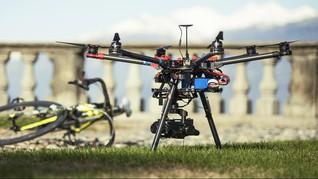 Drone Asli Temanggung untuk Modernisasi Teknologi Pertanian