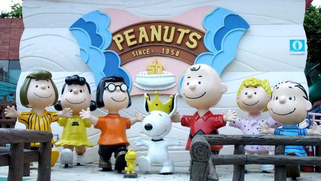 Hotel Snoopy Buka di Jepang