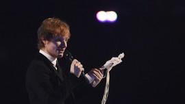 Usai 'Game of Thrones,' Ed Sheeran Tampil di 'The Simpsons'