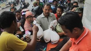 Satgas Pangan Bakal Gelar Operasi Pasar di 195 Titik