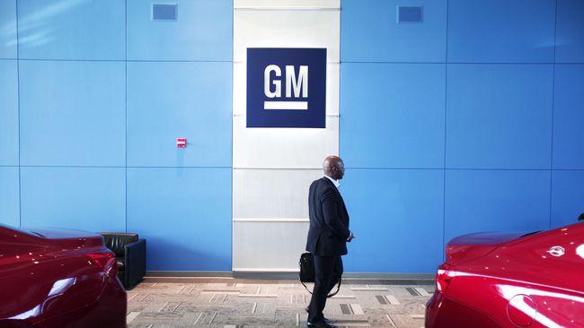 Pabrik Chevrolet Spin Tutup, 500 Karyawan GM Dirumahkan