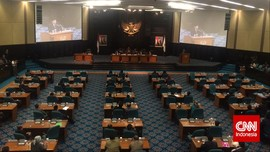 Pimpinan DPRD DKI Periode 2019-2024 Dilantik Sore Ini
