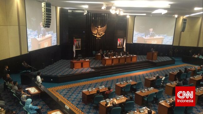 Anak Bamsoet, Zulhas dan Lulung Jadi Wajah Baru di DPRD DKI