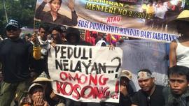 Istana Tak Ingin Larangan Cantrang Menjadi Isu Politik