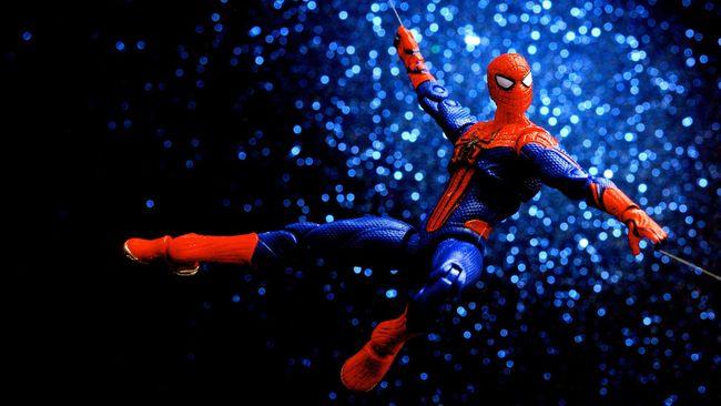 Spider-Man Ikut Pertarungan Dahsyat 'Captain America 3'
