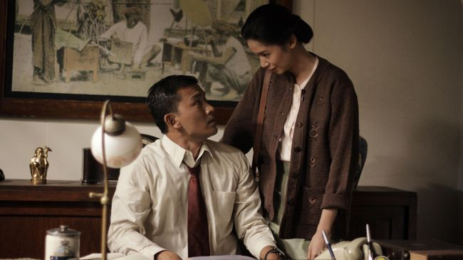 Rio Dewanto Belajar Arti Kehidupan di Film 'Love and Faith'
