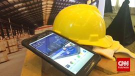 Galaxy Tab Active,  Tablet untuk Lingkungan Keras