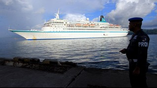 Cegah Corona, BPKS Sabang Batalkan Kedatangan Kapal Pesiar