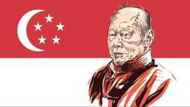 Lee Kuan Yew, Legenda Singapura