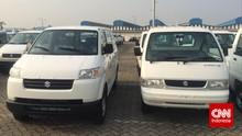 Suzuki Setop Produksi Mobil dan Motor di RI Imbas Corona