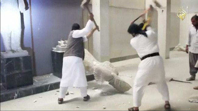 Perdana Menteri Haider: ISIS Tak Akan Bisa Hapus Sejarah Irak