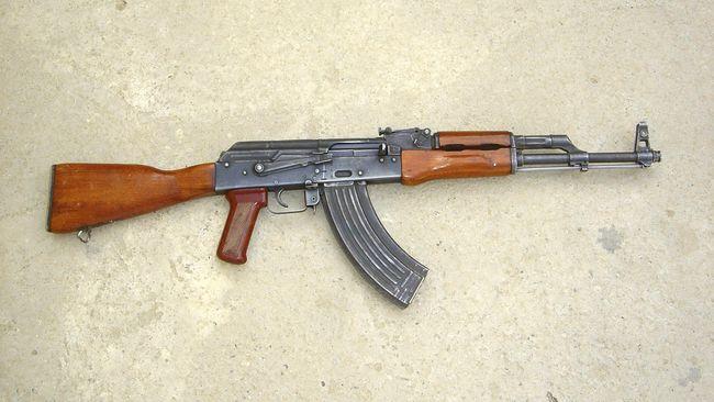Australia Sita 2.000 Senjata, Diduga dari Iran untuk Houthi