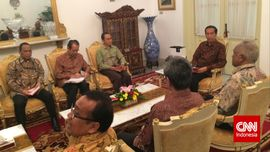 Jokowi Minta Ruki Cs Jelaskan Situasi Internal KPK