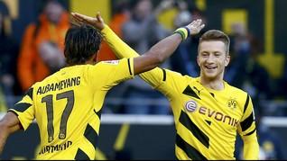 Batman dan Robin di Skuat Borussia Dortmund