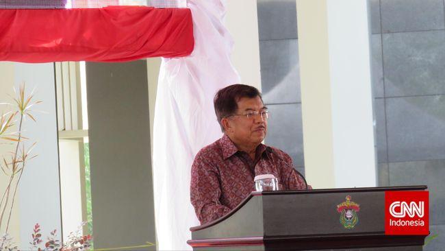 Soal Remisi Koruptor, JK Bela Menteri Laoly