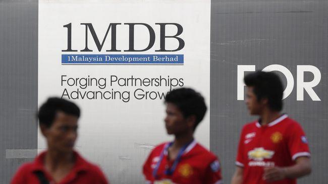 Bahas Kerja Sama, Satgas Penyelidikan 1MDB Bertemu dengan FBI