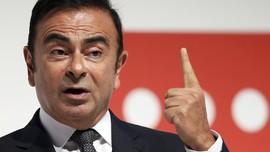 Bos Otomotif Carlos Ghosn Terancam Dipenjara