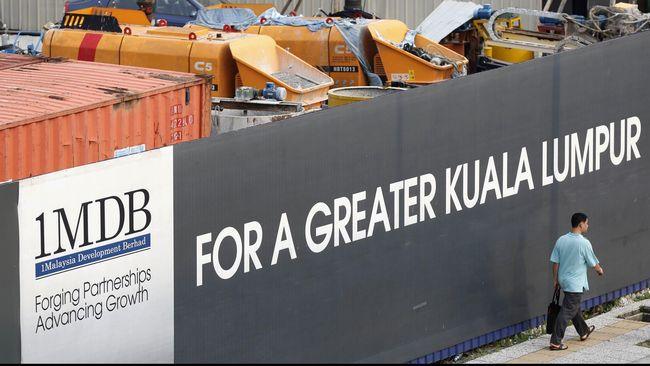 Skandal 1MDB, Polisi Geledah Dua Kondominium Mewah Najib