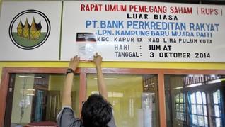 Perbarindo Ramal Kredit BPR Tumbuh 10 Persen Tahun Ini