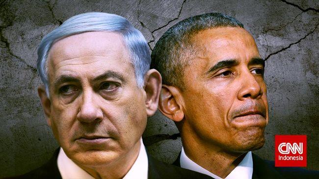 Saatnya Hentikan Perang Dingin Obama vs Netanyahu