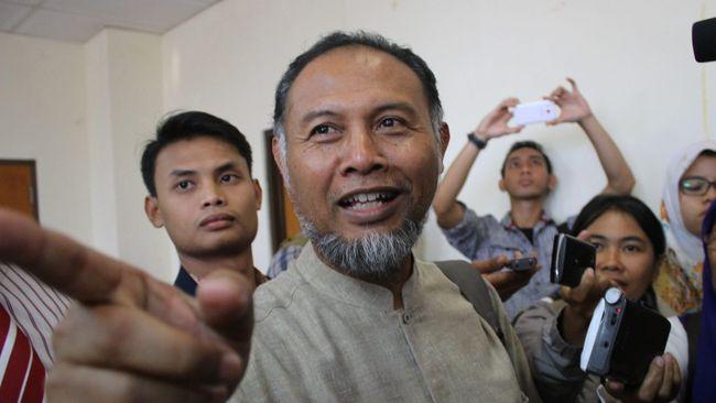 Penuhi Panggilan Pemeriksaan, Bambang Widjojanto Bungkam