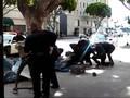 Polisi AS Pukuli Tunawisma Hingga Tewas