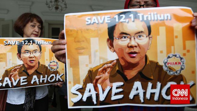 Game Ahok vs Lulung Hanya Aji Mumpung