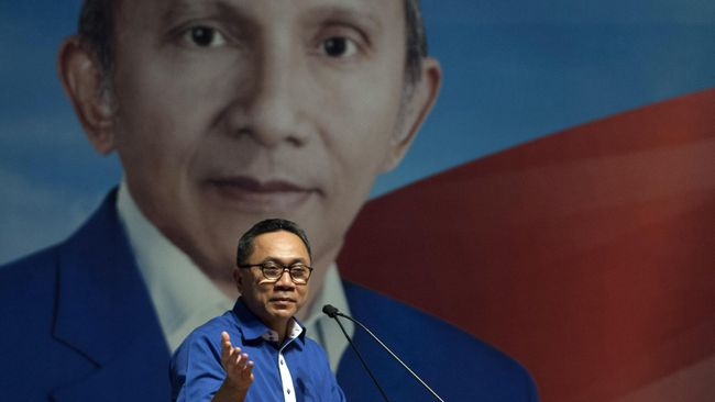 Zulkifli Hasan, Ketua Umum Pencetak Sejarah Baru di PAN