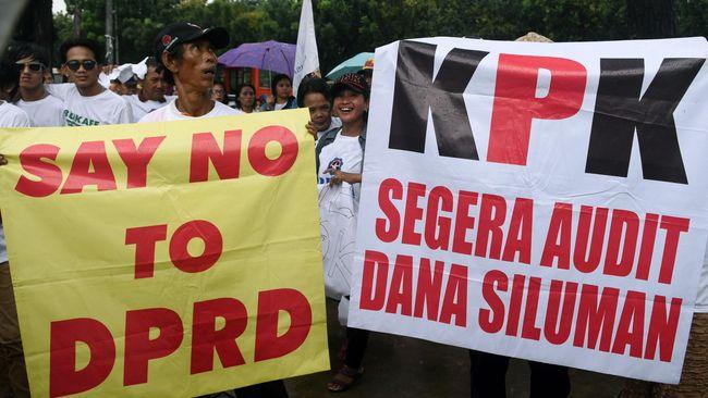 DPRD Akui Belum Tahu Tujuan Gunakan Hak Menyatakan Pendapat