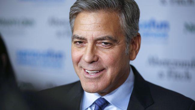 Menyontek Jurus Karismatik George Clooney dan Barack Obama
