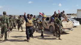 Pasukan Irak Lancarkan Operasi Anti-Teror Pasca Serangan IS