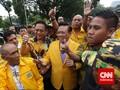Golkar Kubu Agung Sangkal Kongkalikong dengan Mahkamah Partai