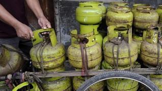 Tabung Gas Meledak di Kios Bakso, 20 Orang Luka