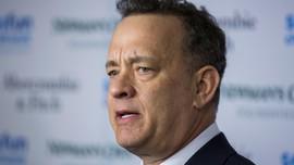 Tom Hanks Akui Grogi Jadi 'Pelayan' di Golden Globes 2018