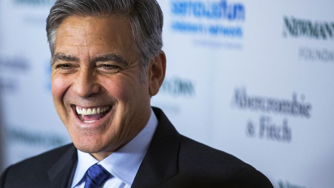 George Clooney Kenang Kecelakaan yang Hampir Menewaskannya