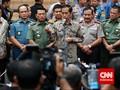 Jokowi di Rapim TNI-Polri: Era Kompetisi Adang Indonesia