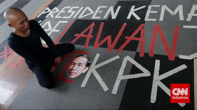 Pimpinan KPK Berencana Datangi Mabes Polri Jika BW Ditahan