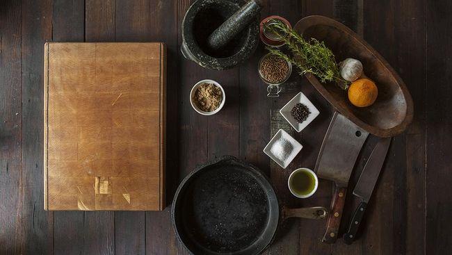 5 Kiat Masak ala Chef Agar Masakan Rumah Terasa Lezat